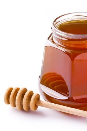 photo shot of sweet honey photo