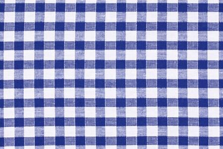 manteles: el mantel a cuadros azul
