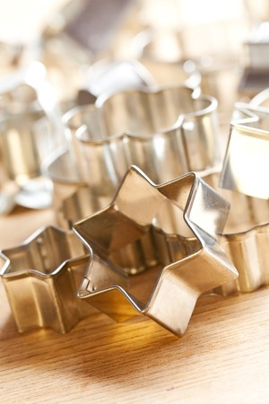 the photo shot of cookie xmas cutter Stock Photo - 7669277