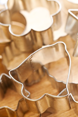 the photo shot of cookie xmas cutter photo