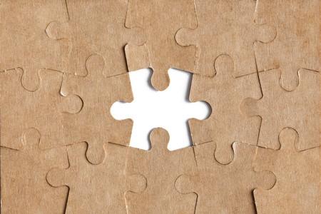 photo shot of puzzle background Stock Photo - 7792481