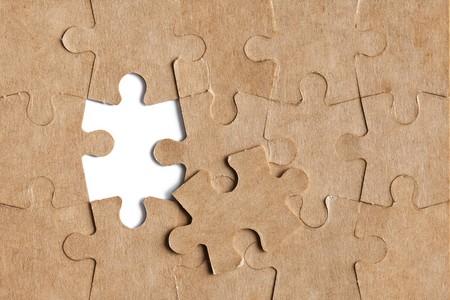 photo shot of puzzle background photo