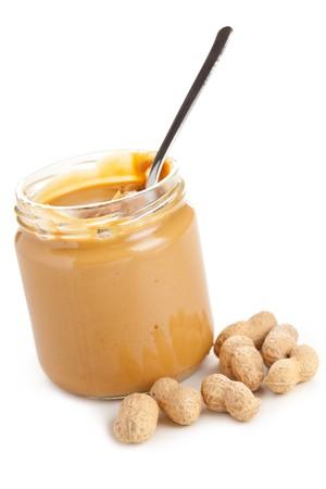 peanut butter: photo shot of peanut butter