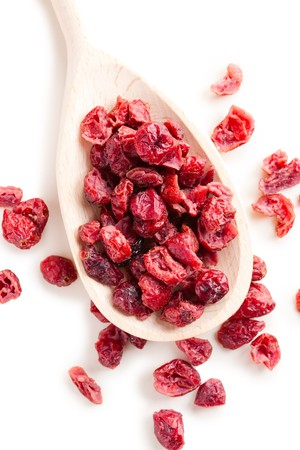 dried cranberries photo