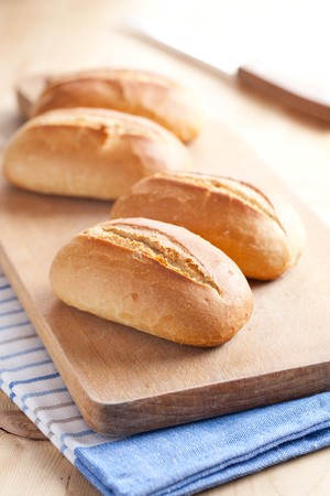 fresh baguette Stock Photo - 7898672