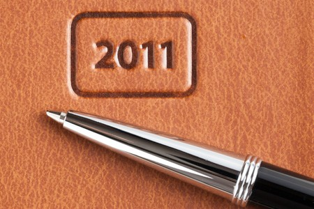 new year business background photo