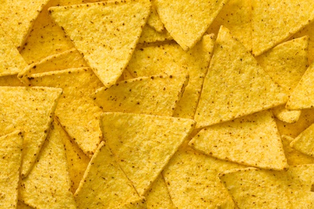 the tasty nachos chips background photo