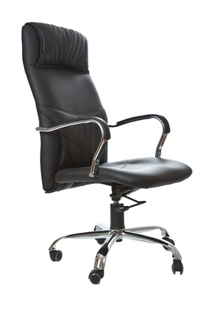 ofis koltuğu: the office chair on white background