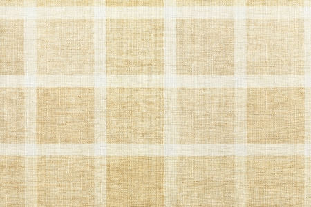 kitchen table top: texture of vintage checkered tablecloth