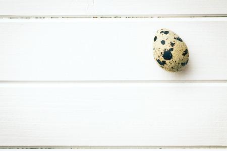 quail egg: top view of quail egg Stock Photo