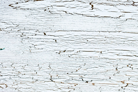 crackle: the cracked paint surface. grunge background Stock Photo