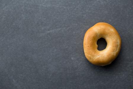 bagel: the tasty bagel on chalkboard