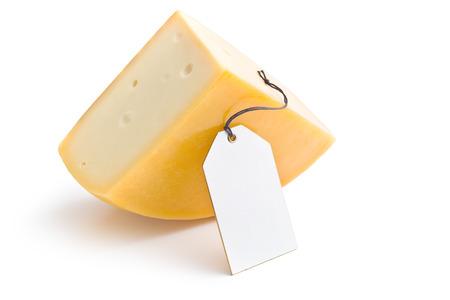 edam: the edam cheese with label