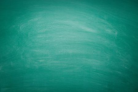 汚い緑黒板の写真撮影