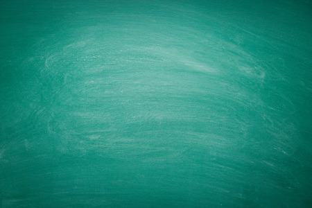 blank chalkboard: photo shot of dirty green chalkboard