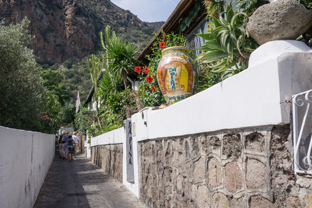panarea: Panarea is the smallest and most picturesque of the Aeolian Islands
