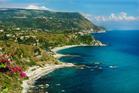 capo: Capo Vaticano is the most beautiful region of Calabria