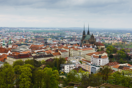Brno is the second largest city in the Czech Republic
