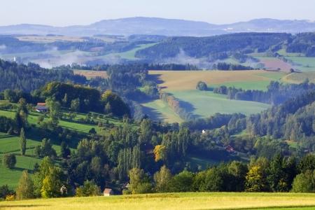 republika: Podzimní krajina