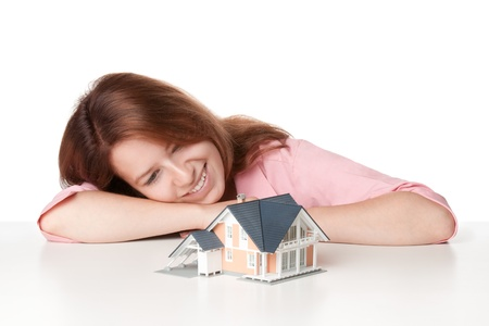 chuckle: Estate agency client (architect, constructor) dream about new house