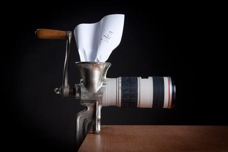 assimilate: Idea to photo is born - photographer