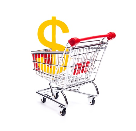 white interest rate: Financial concepts  buy  exchange  Dollar currency, Consumer price index  CPI , consumption tax, interest rate, inflation  Stock Photo
