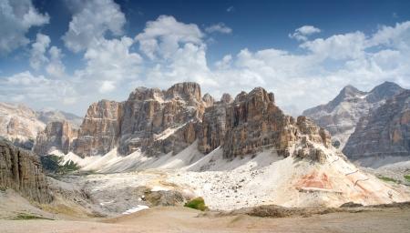 Dolomiti, Gran Lagazuio e Le Tofane e hinterland Archivio Fotografico