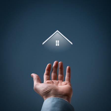 L'offre immobilière de l'agent Maison Banque d'images - 26002711
