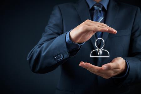 Marketing Segmentierung und Targeting, Personalisierung, individuelle Kundenbetreuung (Service), Customer Relationship Management (CRM) und Leiter Konzepte.