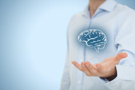 Business ideeën en creativiteit, headhunter concepten, business intelligence, geestelijke gezondheid en psychologie, zakelijke besluitvorming, auteursrechten en intellectuele eigendomsrechten.