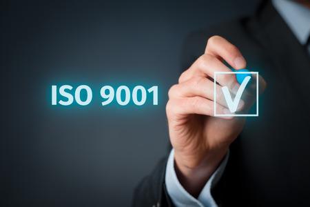sistema: ISO 9001 - Sistema de gesti�n de calidad. Empresario seleccione la certificaci�n ISO 9001.