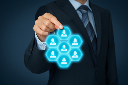 selection: Assemble a business team, marketing segmentation, team building, individual customer care (service), and customer relationship management (CRM) concepts.