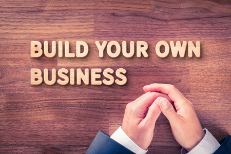 own: Build your own business - coach motivate you to your own business (and freelance).