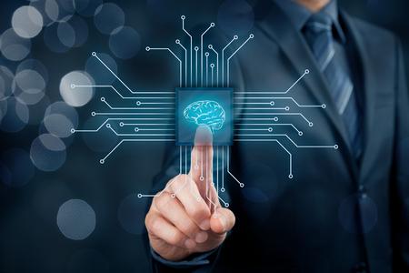 aprendizaje: La inteligencia artificial (AI), minería de datos, software de sistema experto, la programación genética, aprendizaje automático, redes neuronales, las nanotecnologías y otros conceptos modernos de tecnologías.