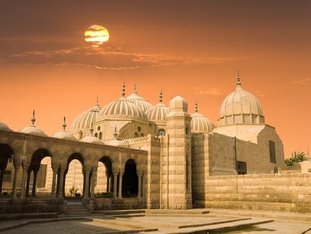 Mausoleum of the Family of Mohamed Ali, Cairo, Egypt photo