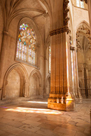 Founder s Chapel of Batalha monastery, Portugal  UNESCO World Heritage