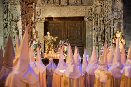 semana santa: Holy Week in Valladolid, Spain Editorial