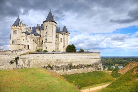 chateau: Saumur Chateau, France