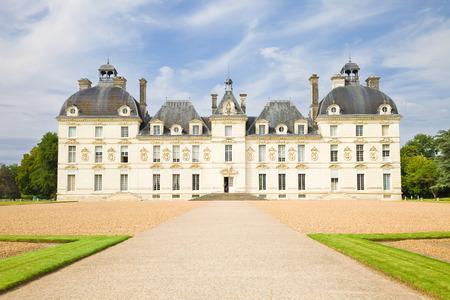 chateau: Cheverny Chateau, France Editorial