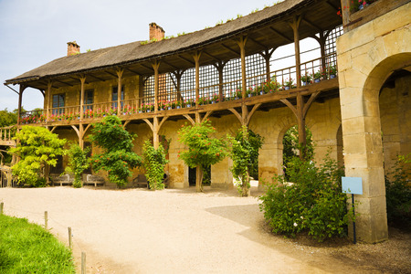 gallerie: Old Wooden gallerie of the Queen\