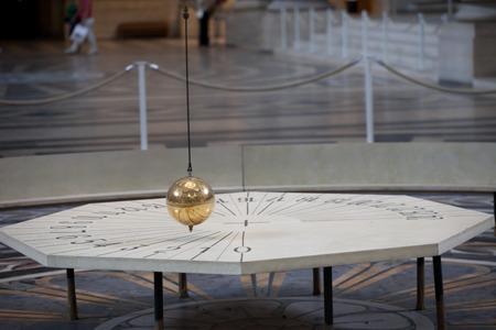 pendulum: Spinning Foucaults Pendulum Editorial