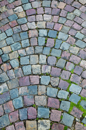 coloful: Coloful cobblestone texture background