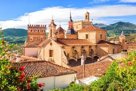 サンタ マリア グアダルーペ王立修道院、スペインのカセレスの州