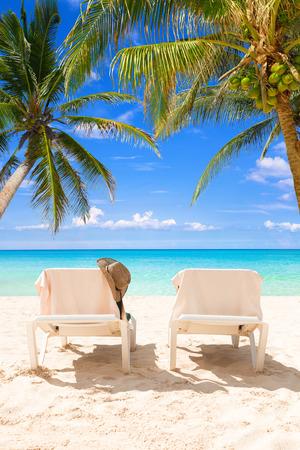 riviera maya: Stunning Caribbean beach of transparent waters