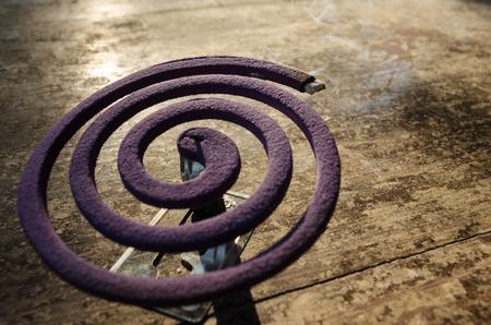 repel: lavender mosquito coil. mosquito repellent. Anti-mosquito. Prevention of mosquito-borne diseases.