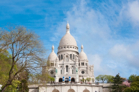 Sacre Coeur Basilica, Paris photo