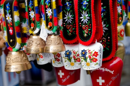Swiss souvenirs, Stein am Rhein