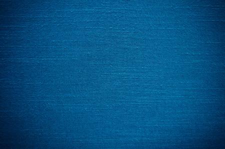 Blue Thai silk texture use as background