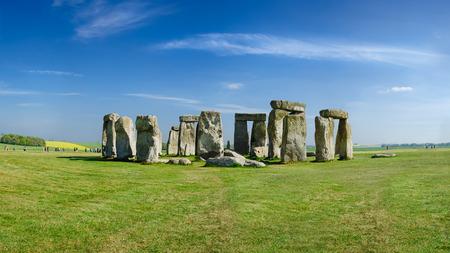 Stonehenge at Salisbury, Wiltshire, England