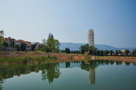 Italian Style Town, The Toscana Valley ,Khaoyai
